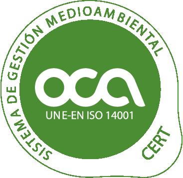 Certificacion ISO 14001
