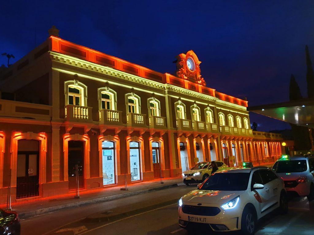 Estacion AVE Murcia - Pemar 1