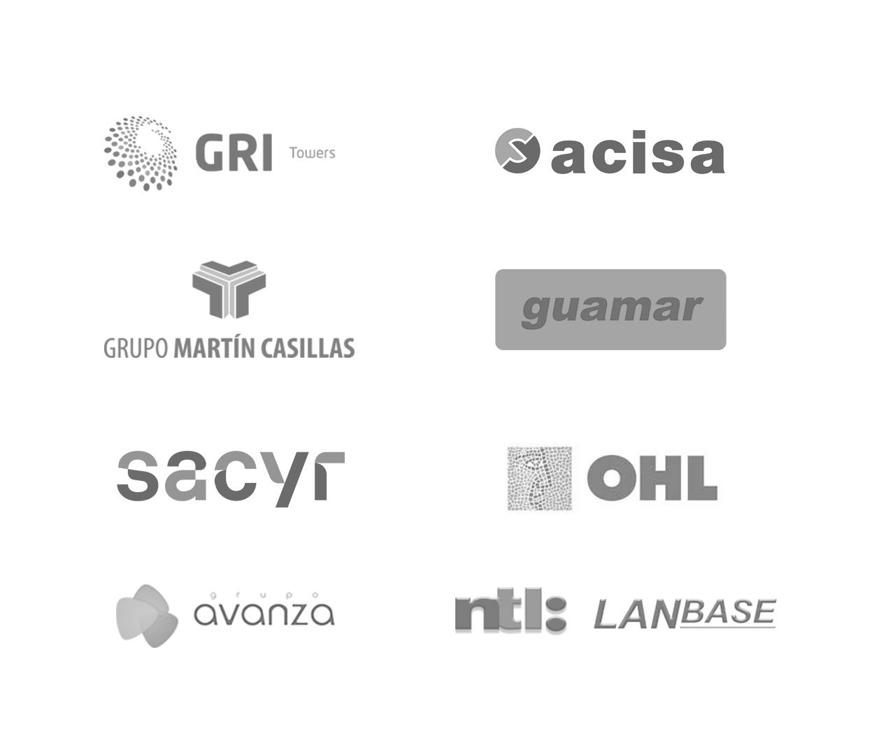 Logos empresas Pemar responsive
