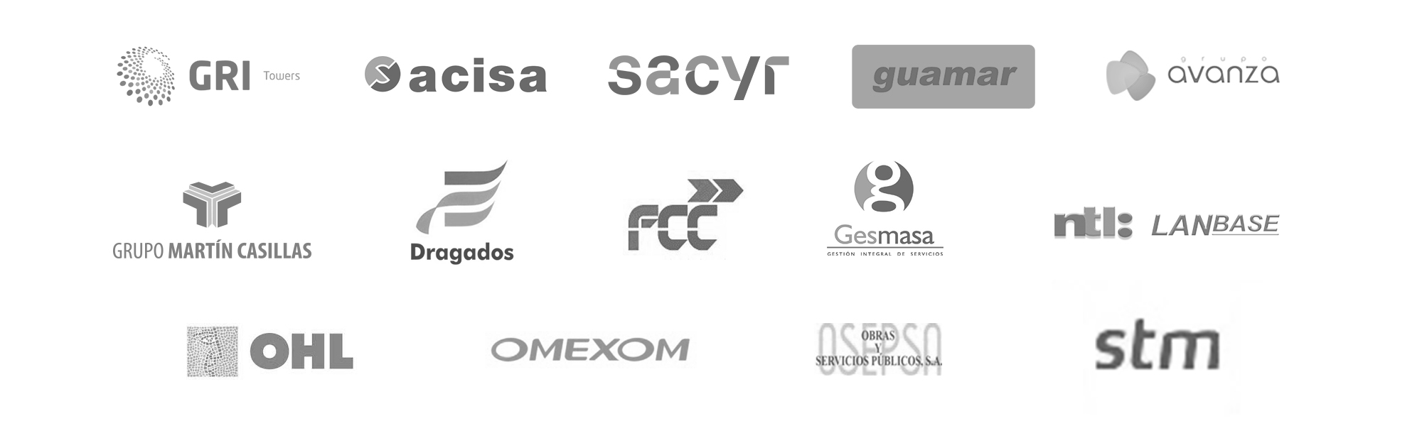 Logos empresas Pemar Enero 2021